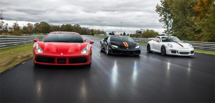 Extreme Supercar Racing Experience
